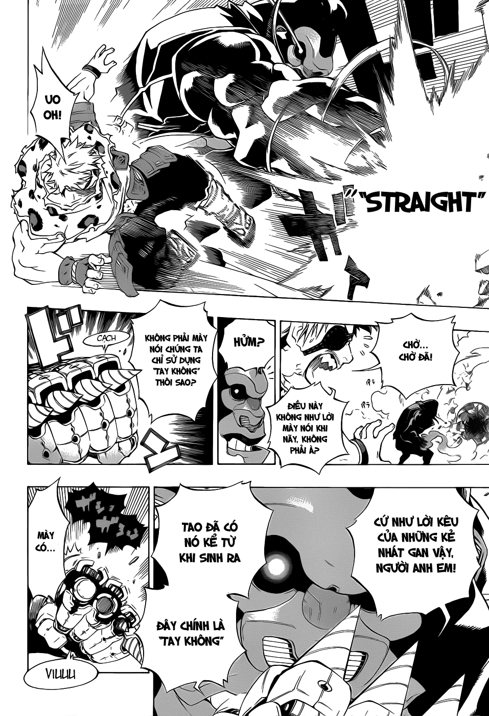 Examurai chapter 007 trang 27