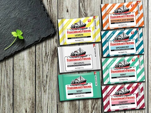 Fisherman's Friend Maximizes the Many Benefits of Menthol and Eucalyptus | Press Release