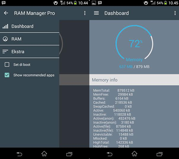 RAM Manager PRO