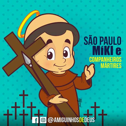 São Paulo Míki desenho