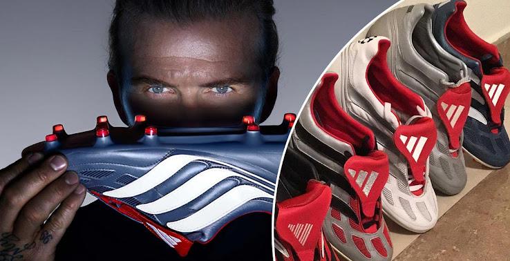 Adidas To Release Predator Precision David Beckham Boots In 2019