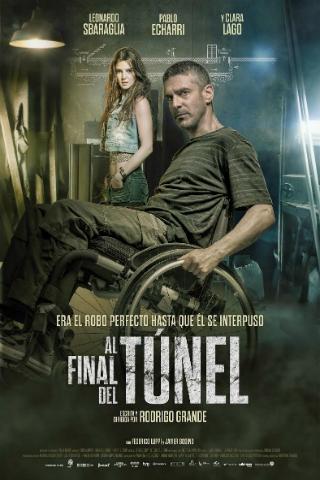 Al final del túnel [2016] [DVDR] [NTSC] [Custom] [Latino]