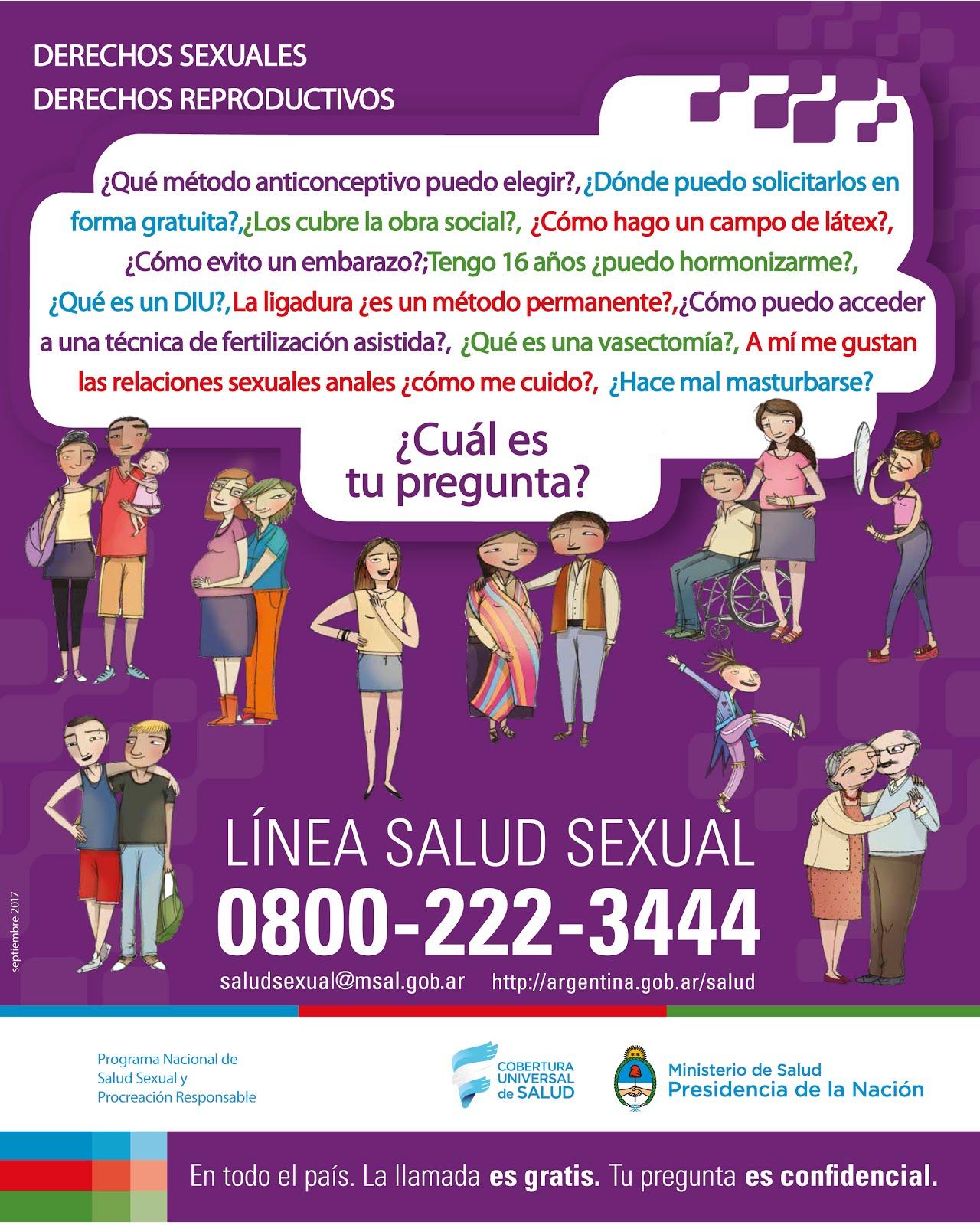 Consulta sexualidad online gratis