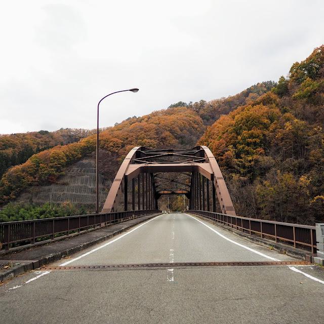 能泉湖 荒川大橋