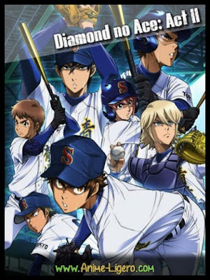Diamond no Ace: Act II [12/51][MEGA] HDTV | 720P [140MB][Sub Español]