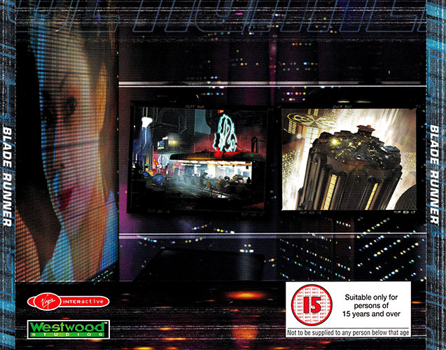 Blade Runner PC Estuche CD 2
