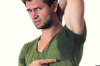 Cara Menghilangkan bau badan