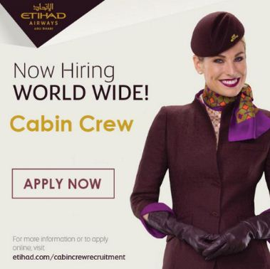 Latest Online Worldwide Air Hostess for Cabin Crew Pay Job in India