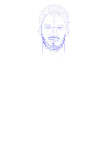 Langkah 9. Super Simpel Menggambar Luis Suárez
