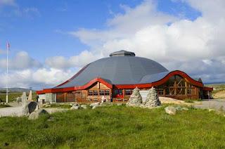 The Arctic Circle Center, Norway