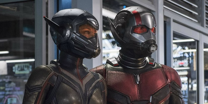Hasbro Rivela Le Action Figures Di Ant-Man and the Wasp