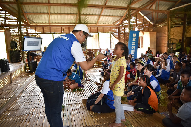 Samsung Shares Love & Care With Its Community On Its 80th Anniversary
