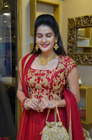 Jenny Honey in Stunning Dark Red Anarkali Dress at Splurge   Divalicious curtain raiser ~ Exclusive Celebrities Galleries 066.JPG