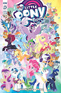 MLP Friendship is Magic #88 Comic Cover A Variant