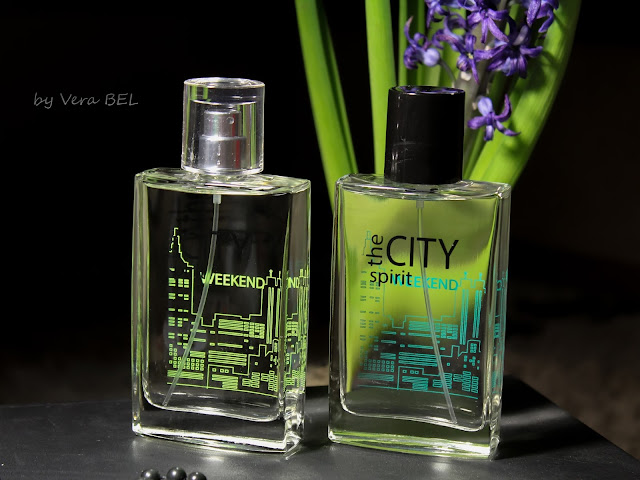 Parnyie aromatyi The City Spirit ot TM EVA Weekend
