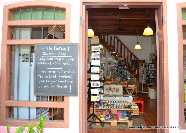 Shop in Soi Romanee Phuket