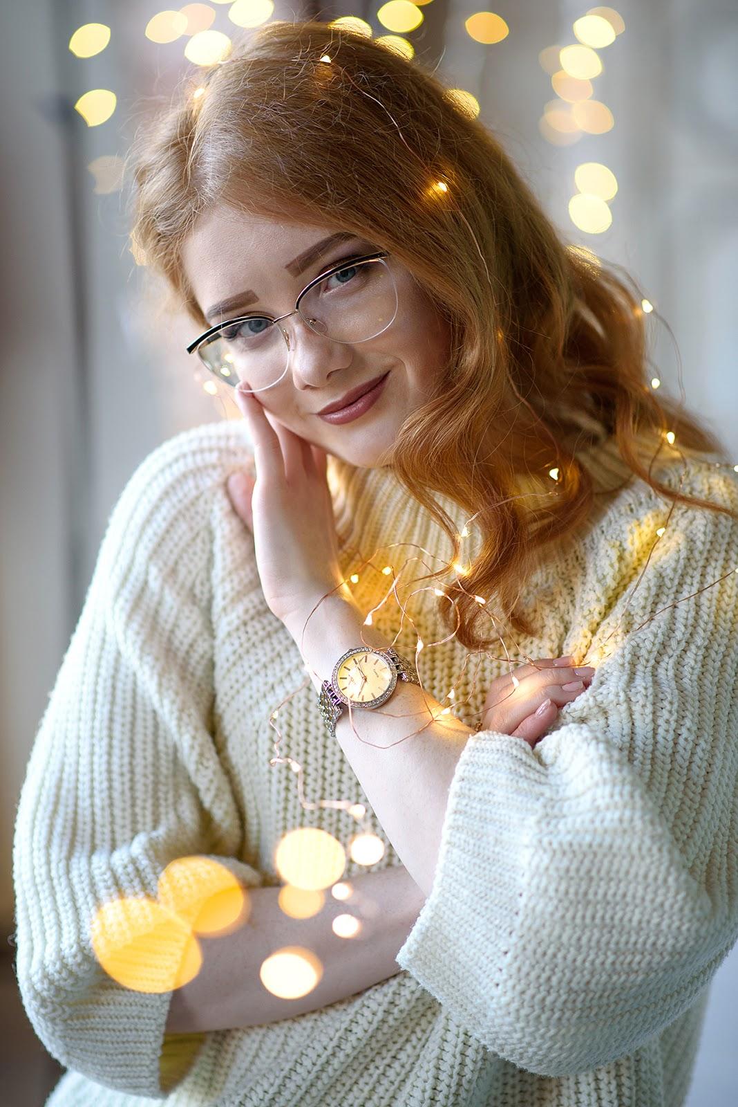 Портретная фотосъемка к Новому году. Иваново