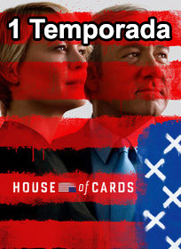 Assistir House Of Cards 1 Temporada Online Dublado e Legendado
