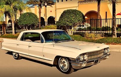 1962 Cadillac Fleetwood Sixty Front Right