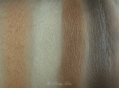 koji dolly wink by tsubasa masuwaka eyeshadow brown review swatch