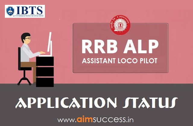 RRB ALP Application Status 2018 | Check Now