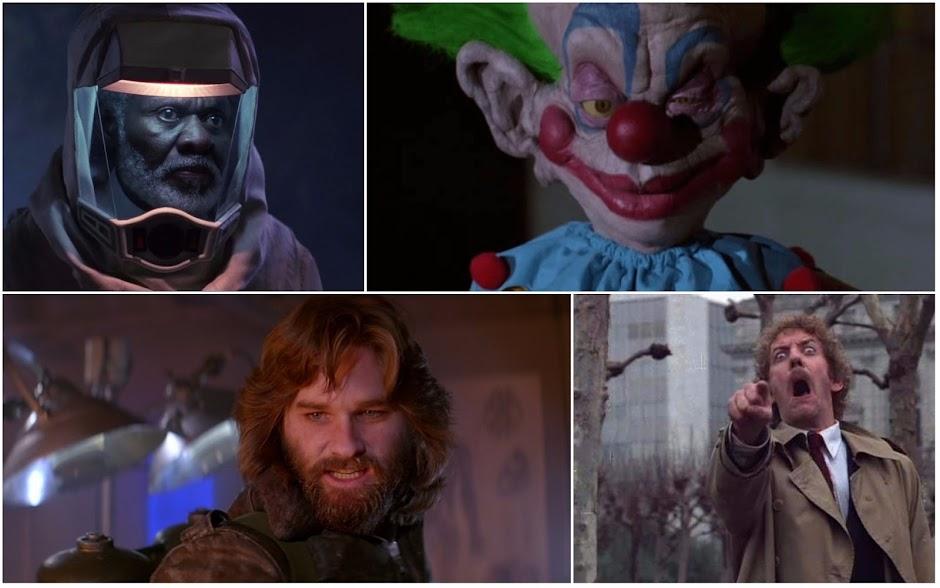Lista Interativa #5 – Horror Alienígena: Top 10 Filmes de Terror Espacial