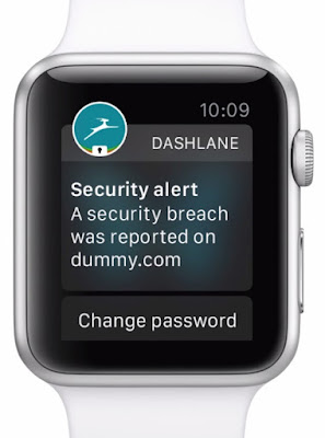 Dashlane releases Password Manager app for iPhone and Apple Watch