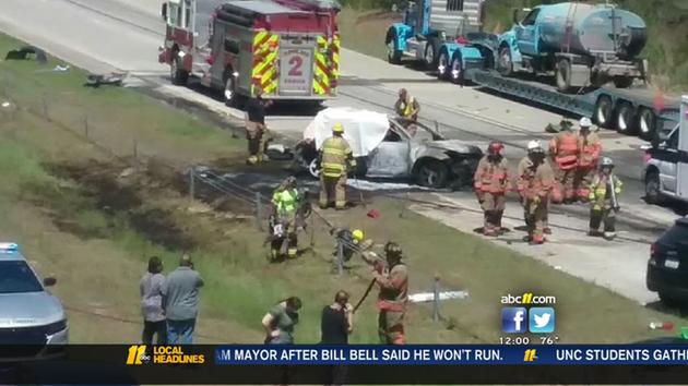 MEC&F Expert Engineers : 11-year-old killed in crash on I-40