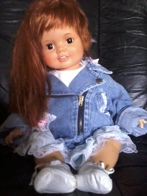 Beautiful Crissy Baby Doll Hair Grows collectable