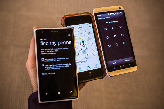 Find My Windows Phone, How to track lost windows phone