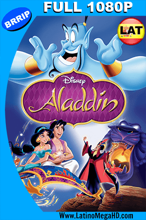 Aladdin (1992) Latino Full HD 1080P ()
