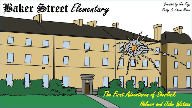 I Hear of Sherlock Everywhere: Baker Street Elementary – One Is the Loneliest Number
