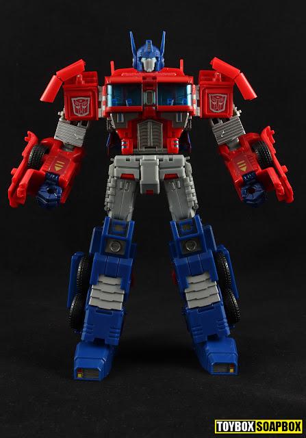 SND Primo vitalis idw optimus prime figure