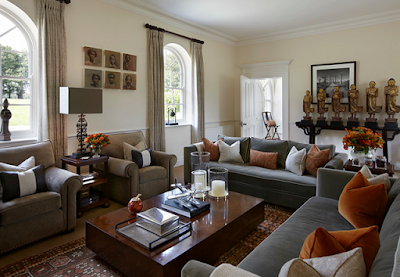 Comfortable Living Room Ideas