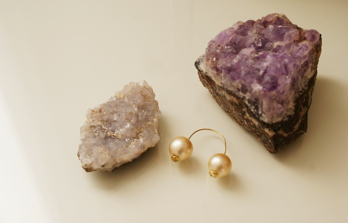double pearl ring diy francinesplaceblog