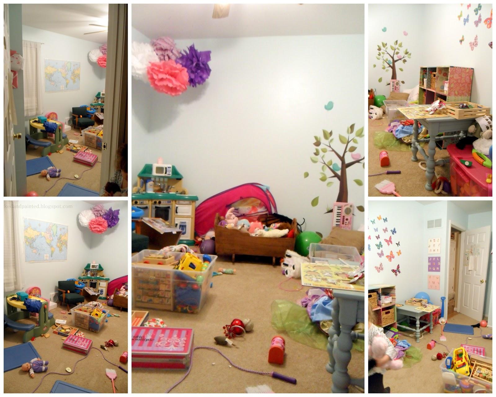 Helen Nichole Designs The Beginnings of a Big Girl Room & DIY Toy