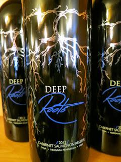 Hernder Deep Roots Cabernet Sauvignon Reserve 2012 (91 pts)