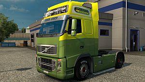 Renar Logistic Skin for Volvo 2009