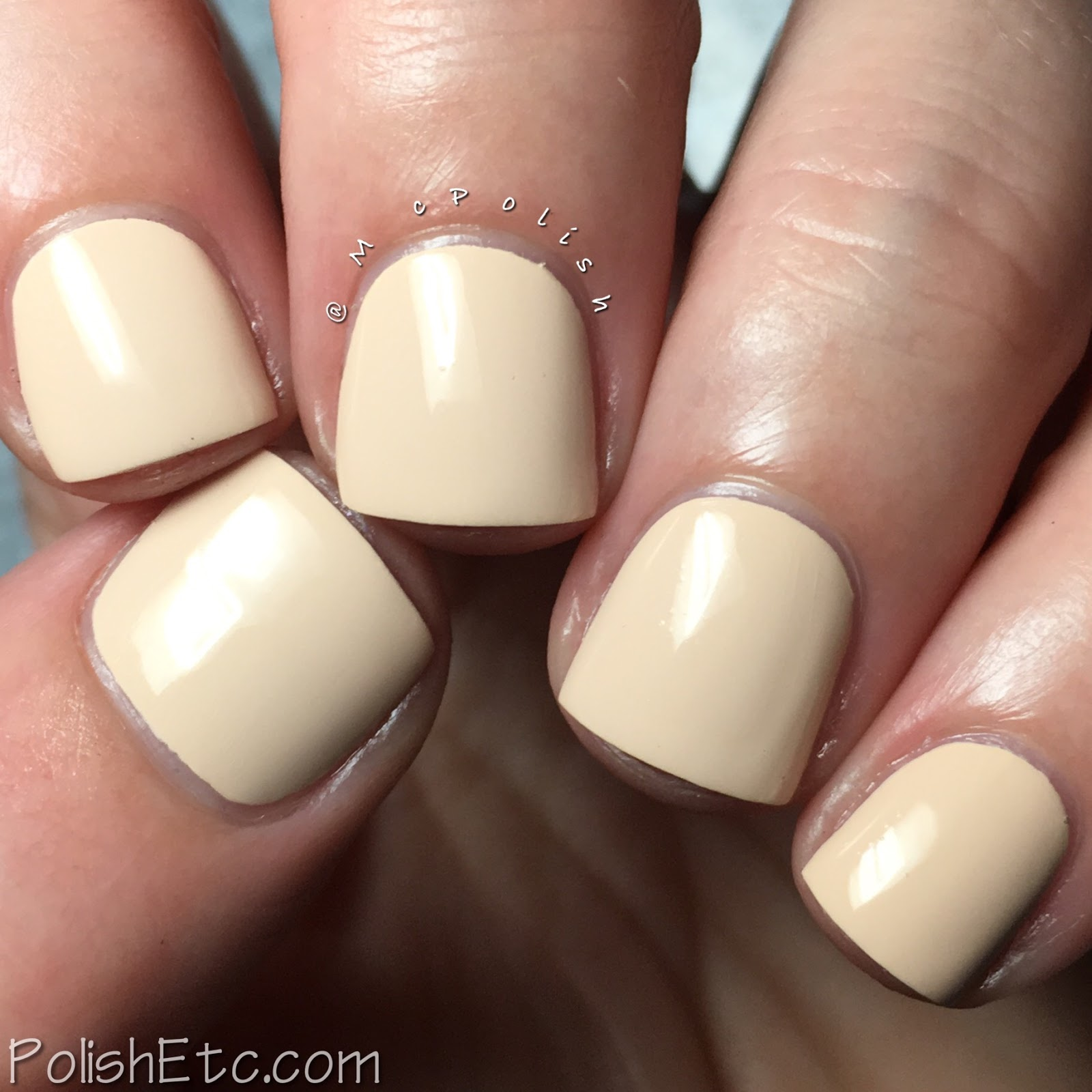 Pacifica - Nudes Nail Set - McPolish - Baby Come Back