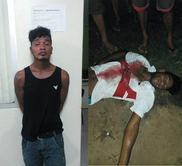 Jovem mata o próprio irmão a facadas em Tarauacá