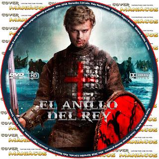 GALLETAEL ANILLO DEL REY - NAMEJA GREDSENS (The Pagan King) - 2018