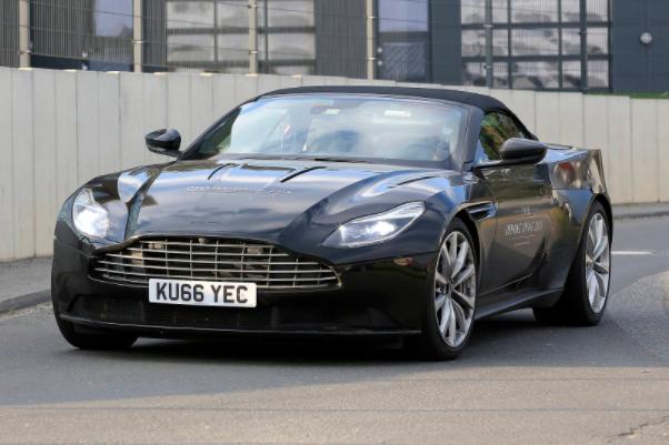2019 Aston Martin DB11 Efficiencies, Modifications, Features, Cost Estimate