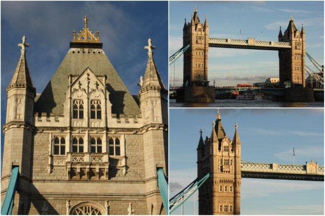 Tower Bridge, Puente de la Torre en Londres
