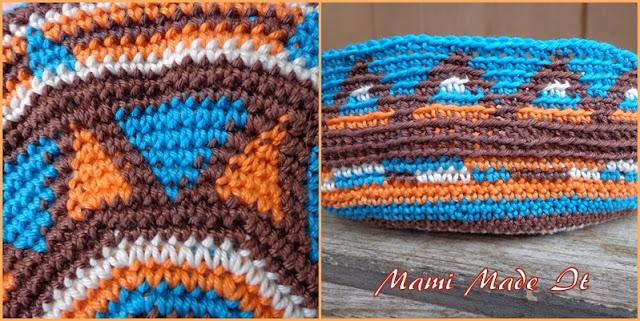 Tipps für Tapestry Häkelei - Tapestry Crochet Tips