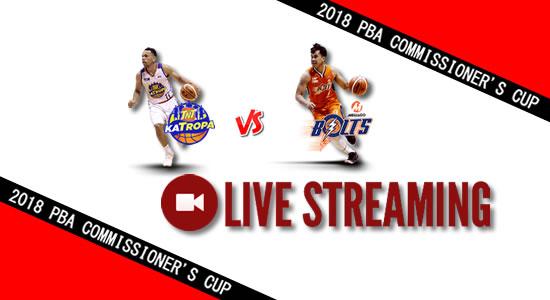 Livestream List: TNT vs Meralco June 22, 2018 PBA Commissioner's Cup