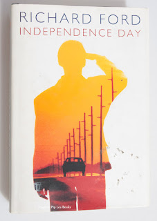 INDEPENDENCE DAY - BOOK COVER