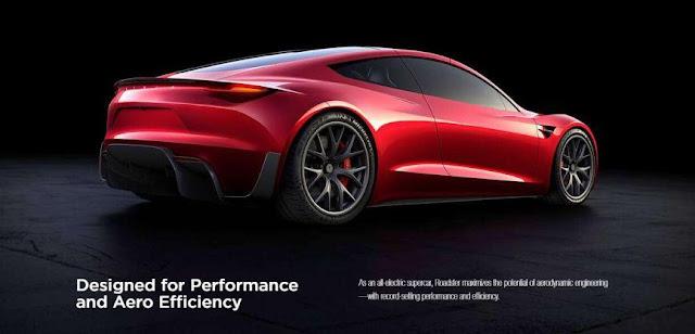 Tesla Roadster Sanggup Berhadapan dengan Bugatti Chiron