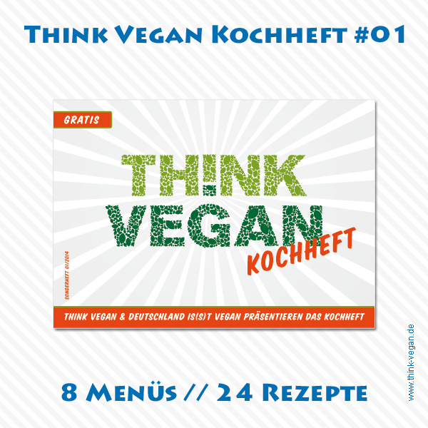 Think Vegan Kochheft #01