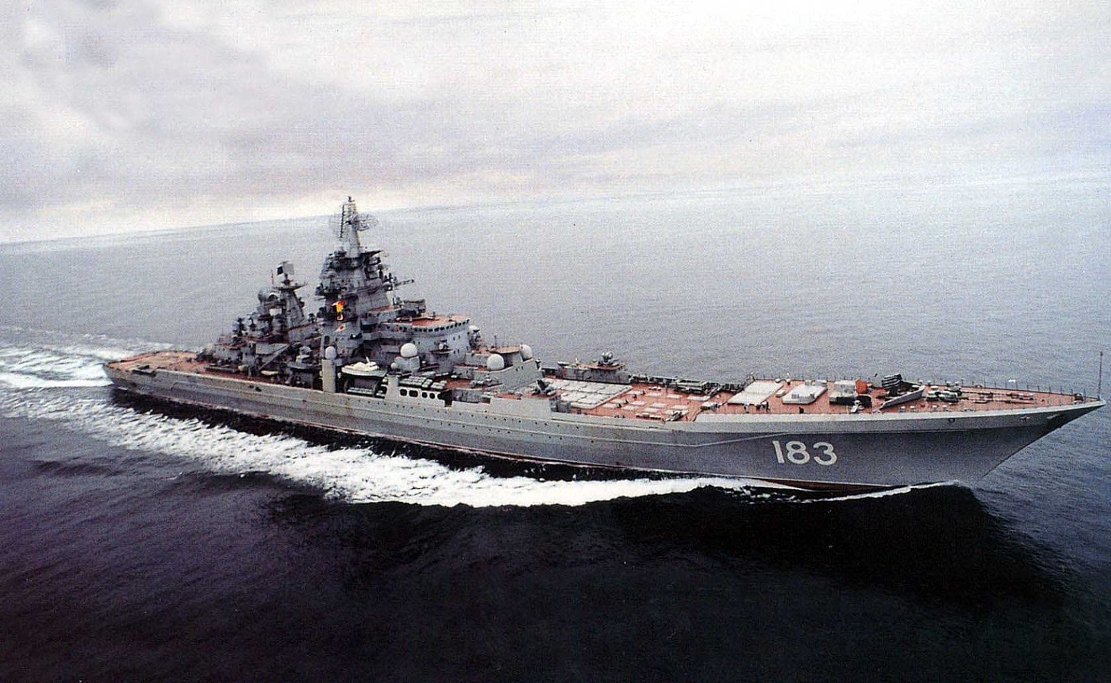 The Russian Navy: A Historic Transformation  |Russian Navy Cruisers