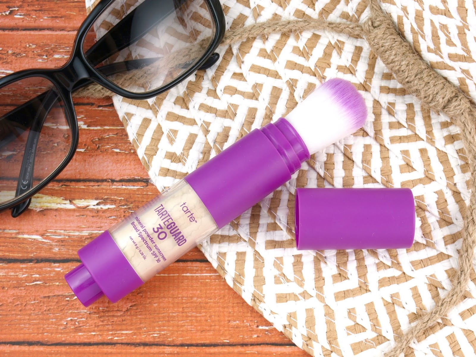 Tarte | Tarteguard Mineral Powder Sunscreen Broad Spectrum SPF 30: Review and Swatches